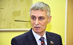С. Фабричный: ВНовгородской области корпус общественных наблюдателей «Зачистые выборы» будет постоянным
