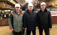 Б. Жамсуев: Корвет «Герой Российской Федерации Алдар Цыденжапов» будет спущен наводу виюле 2019года