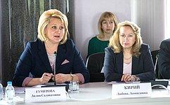 Л. Гумерова предложила запустить проект «Индекс патентной активности регионов»