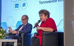 Л. Глебова: Расширение экологической повестки– это реальность