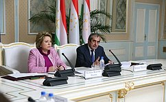 VI Межпарламентский форум «Россия-Таджикистан» пройдет вРоссии