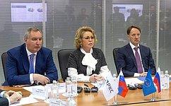 Наведение порядка влесном комплексе России необходимо начинать состатистики— В.Матвиенко