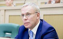 В. Фетисов: Послание Президента России Федеральному Собранию взвешенное, уверенное иответственное