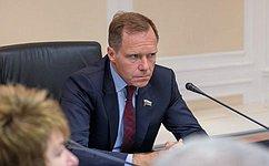 А. Кутепов: Важно оказывать поддержку социально ориентированным НКО врегионах