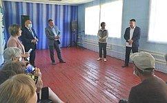 Т. Гигель: Жители Республики Алтай активно участвуют вработе органов местного самоуправления