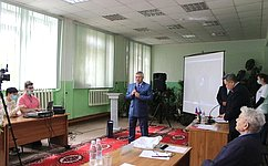 С. Михайлов отметил важность комплексного подхода вразвитии сельских территорий