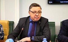 В. Тимченко: Необходимо синхронизировать работу поподготовке поправок кпроектам федеральных законов врамках реформы контрольно-надзорной деятельности
