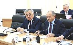 Для активизации экономического развития Забайкалья нужно задействовать все имеющиеся механизмы—Б.Жамсуев