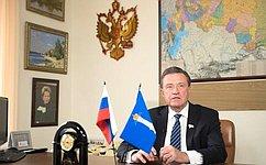 С.Рябухин: Ульяновская область– признанный лидер инвестиционной политики