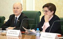 ВСовете Федерации прошли парламентские слушания, посвященные законодательному обеспечению подготовки кадров для АПК