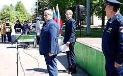 Юнармейское движение вКостромской области скаждым днем набирает обороты— М.Козлов