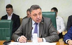 В.Тимченко провел заседание рабочей группы помодернизации законодательства РФ вобласти развития потребительской кооперации
