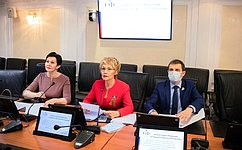 Д. Оюн провела совещание, посвященное финансированию органов ЗАГС