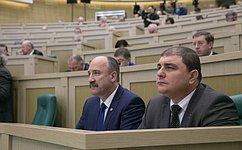На390-м заседании Совета Федерации врамках Дней субъекта состоялась презентация Орловской области