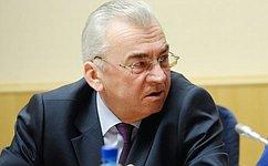 Председатель Законодательного собрания Ленинградской области: Совет Законодателей РФ открывает регионам возможность проводить вжизнь свои инициативы