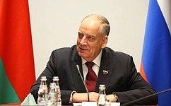 С. Митин: Одна изнаших основных задач— обеспечение согласованной промышленной политики Союзного государства Беларуси иРоссии