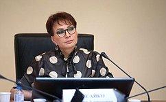 Т.Кусайко отметила необходимость скорейшего принятия законопроекта озащите жизни издоровья врачей
