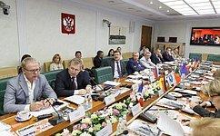 ВСовете Федерации обсудили вопросы подготовки второго Панъевропейского фестивального марафона «ОтТихого океана доАтлантики»