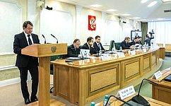 С.Шатиров: ВКомитете СФ поэкономической политике более полутора лет работают поимпортозамещению нарынке отопительных приборов