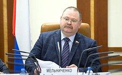 О.Мельниченко: Законопроект омуниципальных округах позволит более эффективно решать вопросы наместах