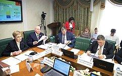 Экономическое развитие Мурманской области рассмотрели вСовете Федерации
