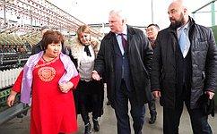 Промышленный парк Бурятии внесет вклад вразвитие экономики— В.Наговицын