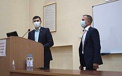 В. Кравченко: Молодежь хочет больше знать ославных страницах истории Великой Победы