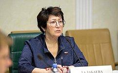 Л. Талабаева: Необходимо сохранить принцип распределения квот врыбной отрасли