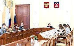 Т. Кусайко: ВМурманской области создается единый региональный центр экологического контроля