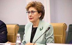 ВСовете Федерации обсудили развитие строительной отрасли вновых экономических условиях