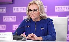 Для реализации национального проекта «Образование» требуется учитывать специфику Республики Крым– О.Ковитиди