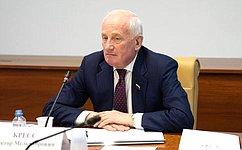 В.Кресс: Научно-образовательный комплекс– двигатель Томской области