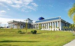Делегация Совета Федерации воглаве сПредседателем СФ находится софициальным визитом вГосударстве Бруней-Даруссалам
