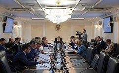 ВСовете Федерации обсудили вопросы законодательного обеспечения государственной культурной политики