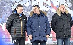 А.Епишин: Лыжня объединяет всех— испортсменов, илюбителей зимних видов спорта