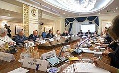 К. Косачев: Российские парламентарии заинтересованы впродолжении диалога самериканскими коллегами