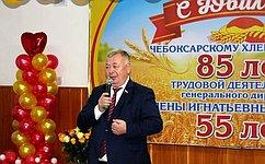 В. Николаев: Хлеб– всему голова