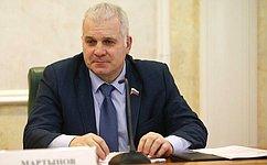 Сенатор отМарий Эл Сергей Мартынов отметил важность развития ОПК инауки