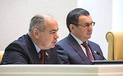 Председатель Центрального банка Э. Набиуллина приглашена выступить наследующем заседании Совета Федерации