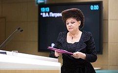 В. Петренко: Готовятся законодательные инициативы, касающиеся социализации осужденных женщин инесовершеннолетних