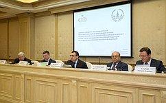 Н.Федоров подвел итоги семинара для руководителей законодательных органов субъектов РФ– членов Совета законодателей