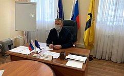 С. Березкин: Газификация Ярославской области остается одной изсерьезнейших проблем, которая должна быть решена до2025года