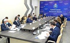 Ю. Федоров: Парламентский контроль зареализацией индивидуальных программ социально-экономического развития регионов обеспечит обмен лучшими практиками