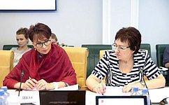 Сенаторы приняли участие всовещании, посвященном реализации Стратегии действий винтересах граждан старшего поколения