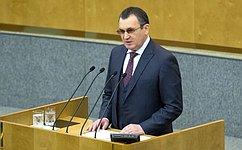 Предложения участников Рождественских парламентских встреч находят отклик взаконодательной деятельности— Н.Федоров