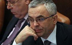 В. Пичугов принял участие в35 заседании Думы Ханты-Мансийского автономного округа-Югры пятого созыва