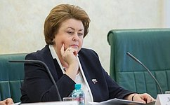 З. Драгункина: Социальная направленность— приоритет бюджета Москвы наближайшие три года