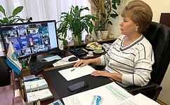 Т. Гигель: Волонтеры играют большую роль вборьбе сраспространением коронавируса