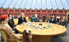 Л. Гумерова: Республика Башкортостан гордится своими юными героями