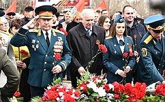 В.Марков: Память павших ипропавших без вести вВеликой Отечественной войне должна быть увековечена